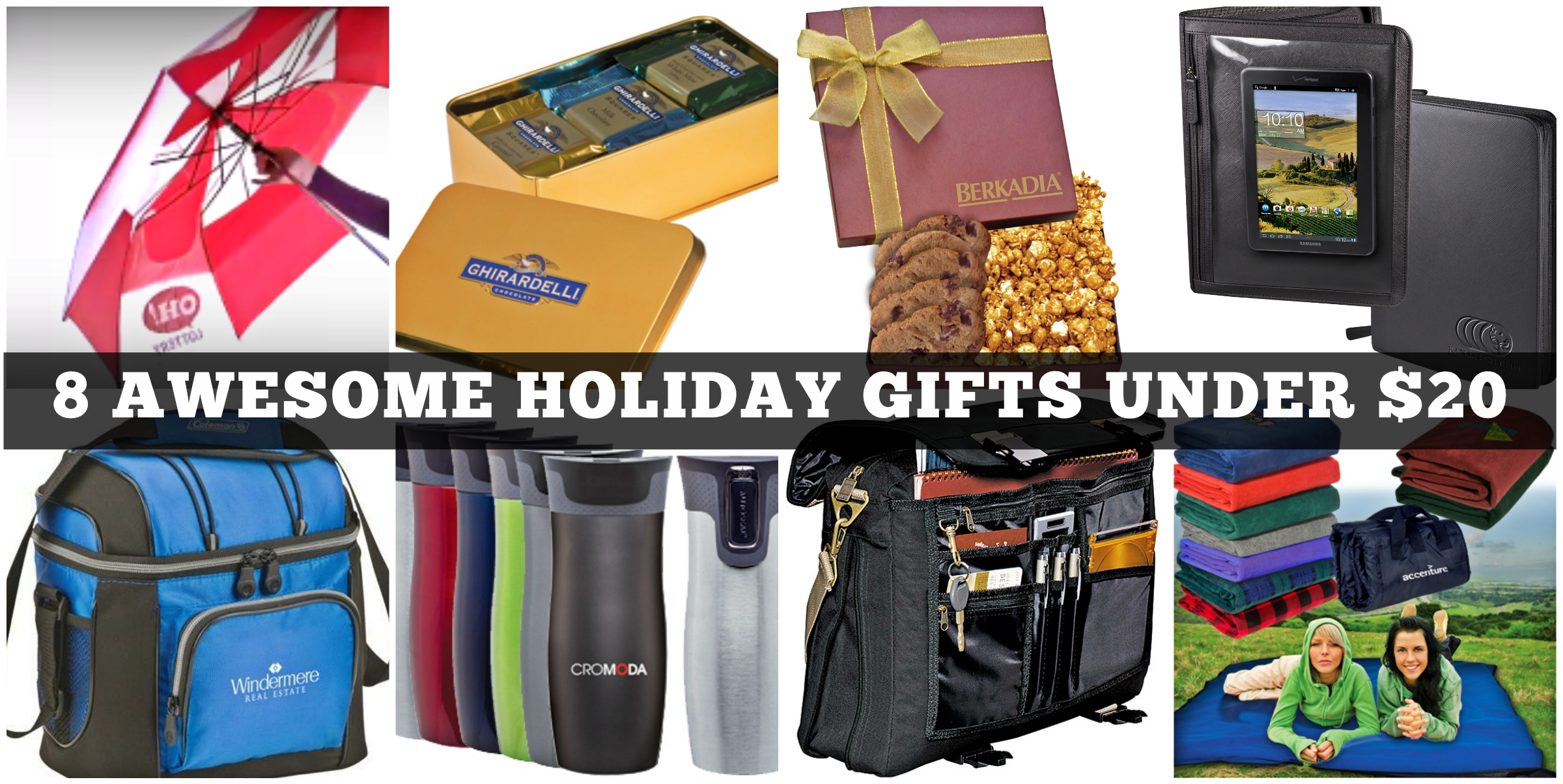Christmas Gifts For Men Under 20 20 Unique Gift Ideas for Men under ...