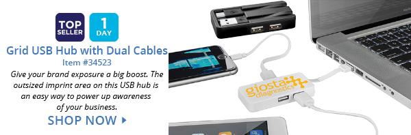 Grid USB Hub