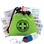 First Aid, Pill Dispensers & Bandage Kits