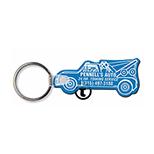 Tow Truck Key Tag