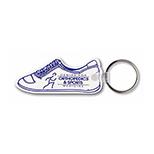 Running Shoe Key Tag