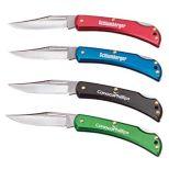 Aluminum Handle Knife