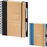 Fiberboard Wire-bound Journal