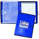 Letter Size Padfolio with Loop Closure