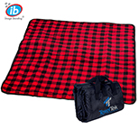 Outdoor Fleece Picnic Blanket