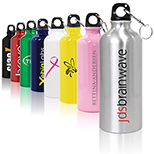 20 Oz. Aluminum Sports Water Bottle