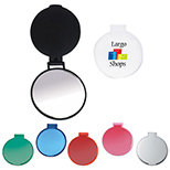 Colorful Compact Round Mirror