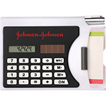 Business Card Holder and Calculator