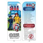 When To Call 9-1-1 Bookmark