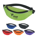 210D Poly Value Fanny Pack