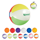Colorful 16 Beach Ball
