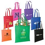 22 Handle Colored Shopper