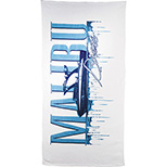 Beach Business Beach Towel