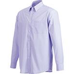 Men's Hayden Long Sleeve Shirt by Trimark