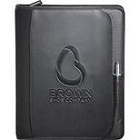 Zoom 2-in-1 Tech Sleeve Zip Padfolio