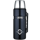Thermos Stainless King Beverage Bottle - 40 Oz.