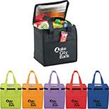 Ice Cubed Cooler Bag