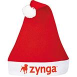 Jolly Red Santa Hat