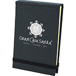 Hardcover Sticky Notes Booklet