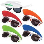 Outdoor Fashion Visor Sunglasses