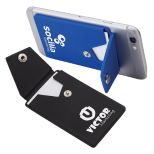Snap Closure Phone Wallet & Stand