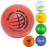 Round Stress Squeeze Ball
