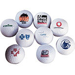 Golf Balls by the Dozen