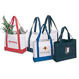 Classic Canvas Shopping Tote