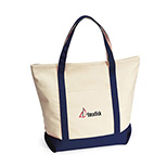 Cloudy Bay 16 oz. Canvas Tote