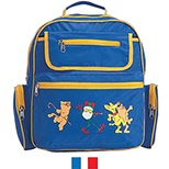 Colorful Children's Backpack
