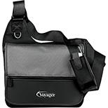 Techno Style Messenger  Bag