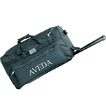 Rugged Rolling Duffel Bag