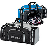 Jumbo 24 Two-Tone Sports Duffel