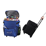 48-Pack Cooler Bag on Wheels