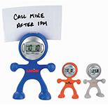 Flexible Digital Desk Alarm Clock