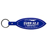 Surfboard-Shaped Key Tag