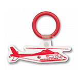 Helicopter Key Tag