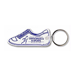 Running Shoe Key Tag