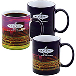 Thermochromatic 11 oz. Cafe Mug