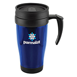 Translucent Double Wall 16 oz. Mug