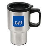 Stainless Steel Elite Travel Mug