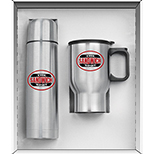 Stainless Steel Travel Gift Set