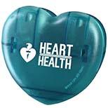 Heart Bag Chip Clip
