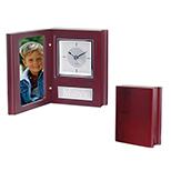 Modern Book Style Clock Frame
