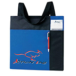 Color Block 600D Convention Tote