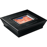 Fine Leather Photo Box