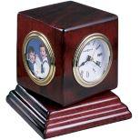 Clock, Frame & Weather Station