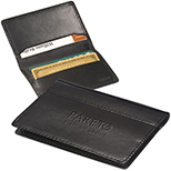 Cowhide Business Card  Holder