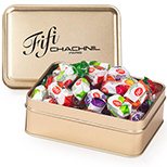 Small Tin of Assorted Hard Candy