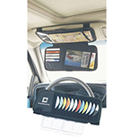 Sun Visor 12 CD Holder